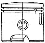 Поршень мотора Вихрь