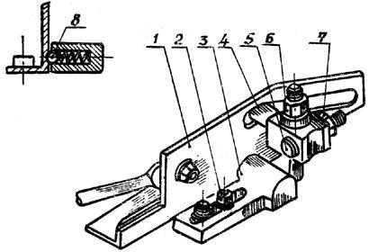 Мотор Вихрь - егулировка механизма реверса.