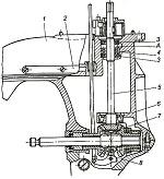 Особенности редуктора новой модификации мотора Вихрь