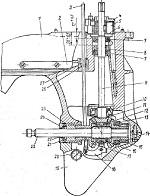Редуктор мотора Вихрь