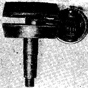 Игольчатый подшипник верхней головки шатуна